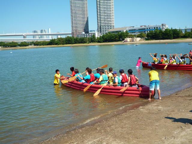2011第10回お台場Eボート大会
